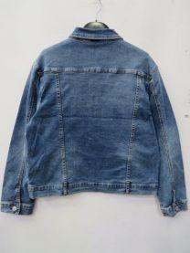 Kurtka jeansowa damska (42-52/10szt)