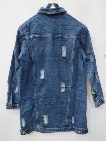 Kurtka jeansowa damska (34-42/12szt)