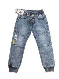 Spodnie Jeansowe CHŁOPIĘCE (98-128/6szt)