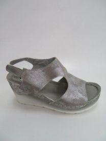 Sandały na koturnie (36-40/8P)