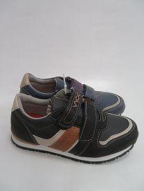 Buty sportowe na rzepy chłopięce (31-36/16P)
