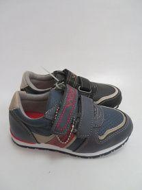 Buty sportowe na rzepy chłopięce (25-30/16P)