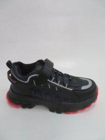 OCIEPLANE buty sportowe na rzepy chłopięce (33-38/8p)
