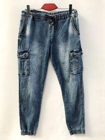 Spodnie jeansowe Męska (30-40/10szt)