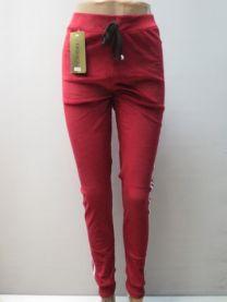 Spodnie welurowe damskie (S/M-L/XL/12szt)