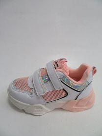 Buty sportowe na rzepy dziewczynka (27-32/8P)
