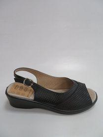 Sandały damskie na koturnie (38-43/12P)
