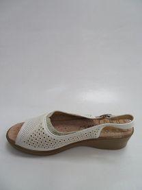 Sandały damskie na koturnie (37-42/12P)
