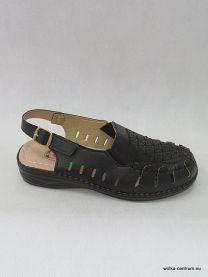 Sandały na koturnie ( 39-43/8 par )