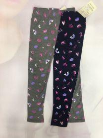 Spodnie leggingsy dziewczynka (4-12/10szt)