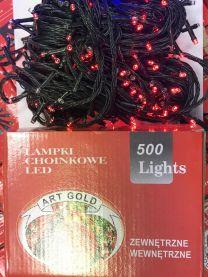 Lampki choinkowe 500X30m