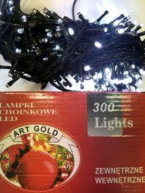 Lampki choinkowe 300X21m