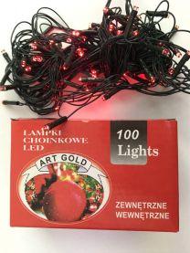 Lampki choinkowe 100X8m