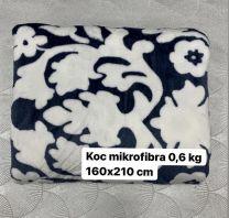 Koc Mikrofibra (160x200cm/6szt)