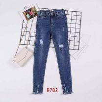 Spodnie Jeansowe Damskie ( XS-XL/10szt )
