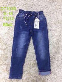 Spodnie jeansowe dzieci (8-18/10szt)