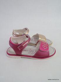 Sandały Dziewczęce ( 31-36/18 P)