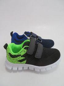 Buty sportowe na rzepy chłopięce (25-30/18P)