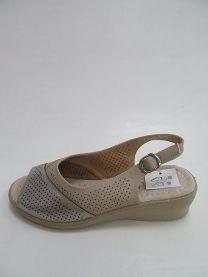 Sandały na koturnie (38-43/12P)