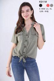 Koszula z chiński (S-XL/12szt)