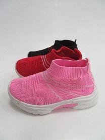 Buty sportowe wsuwane chłopięce i dziewczynka (25-30/18P)