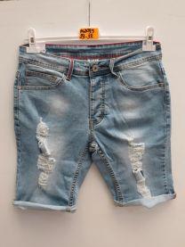 Spodenki jeansowe męskie (32-46/12szt)