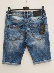Spodenki jeansowe męskie (32-36/10szt)