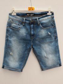 Spodenki jeansowe męskie (29-36/10szt)