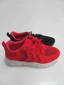 Buty sportowe wiązane chłopięce i dziewczynka (30-35/18P )
