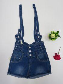 Ogrodniczki jeansowe damska (S-2XL/12szt)