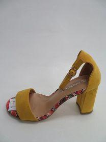 Sandały na obcasie (36-41/10P)