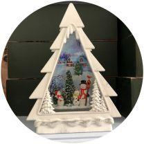 Boże Narodzenia światła (28cm/3szt)