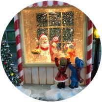 Boże Narodzenia światła (25cm/3szt)