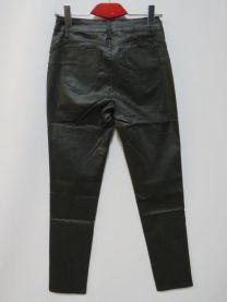 Spodnie ekoskóra damskie (38-48/12szt)