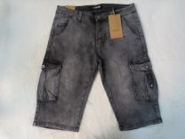 Spodenki jeansowe męskie (30-38/12szt)