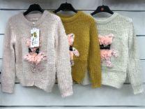 Sweter Dzieci (4-14/15szt)