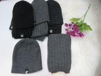 Komplety czapka MĘSKA  (Standard/10kompletów)