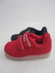 Buty sportowe na rzepy chłopięce i dziewczynka (21-26/12P)