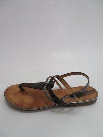 Sandały damskie na płaskim (36-41/12P)