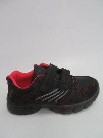 Buty sportowe na rzepy damskie (36-41/12P)