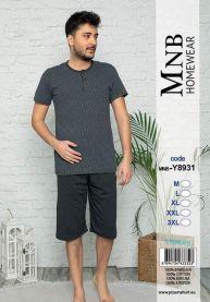 Piżama męska (M-3XL/8kompletów)