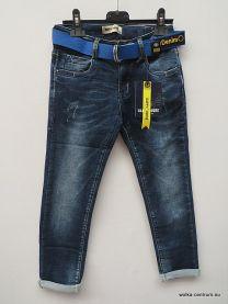 Spodnie jeansowe dziewczęce (4-12/10szt )