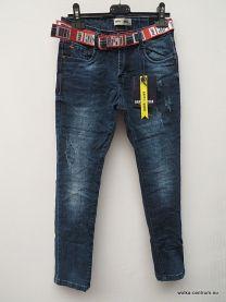 Spodnie jeansowe dziewczęce (8-16/10szt )