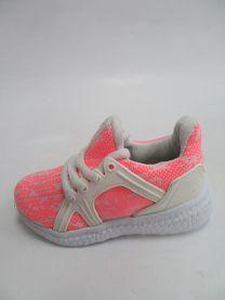 Buty sportowe wiązane dziewczynka (25-30/12P)