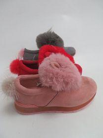 Buty sportowe wsuwan dziewczynka (21-26/18P)