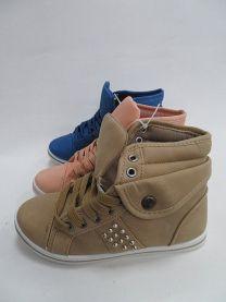 Buty Sportowe Wiązania Dziewczęca (31-36/18P)