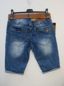 Spodenki jeansowe męskie (28-34/10szt)
