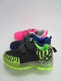 Buty Sportowe Wiązania Dziewczęca (26-31/18P)