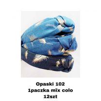 OPASKA DAMSKA ( Standard/12szt )