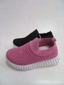 Buty sportowe wsuwane dziewczynka i chłopięce (25-30/18P)